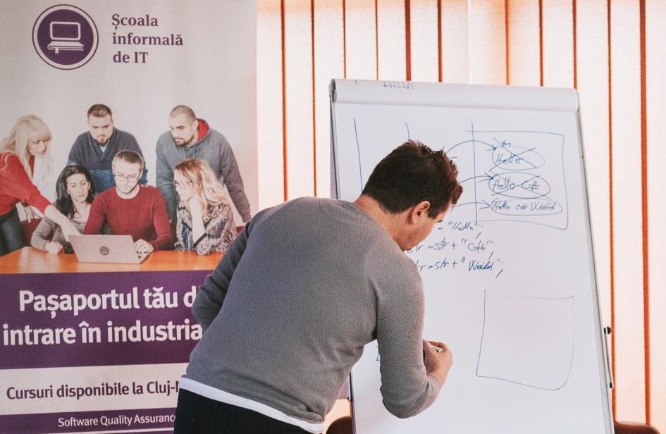 Front-end Web Development Cluj-Napoca